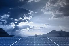 Solar cell Royalty Free Stock Photo