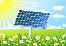 Solar cell Stock Images