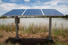Solar cell. Royalty Free Stock Photos