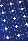 Solar cell battery Stock Photography