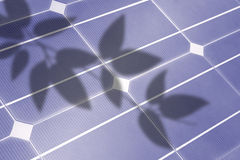 Solar cell detail Stock Images