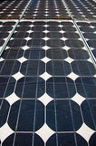 Solar Cell Panel. Close up shot of solar cell panel which can be use as a pattern Royalty Free Stock Image