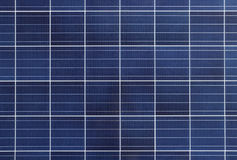 Solar Cell Panel Background and Texture Stock Photos