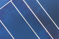 Solar cell panel Royalty Free Stock Photo