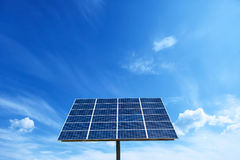 Free Solar Cell Power Energy Grid System In Idea Concept Background Stock Image - 58538151