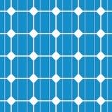 Solar cell seamless Stock Photos