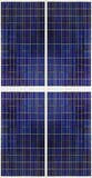 Solar cells Royalty Free Stock Image