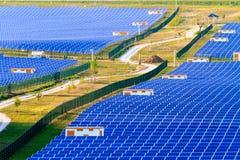 Solar Cells Stock Photos