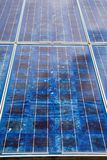 Solar cells stock photos