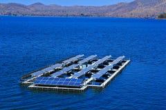 Solar cells Royalty Free Stock Photos