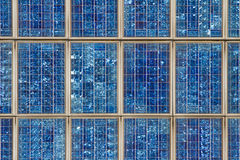 Solar collector Stock Image