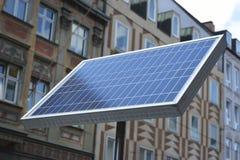 Solar collector Stock Photo