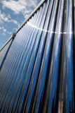 Solar collector two Stock Image