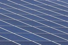 Solar collectors Royalty Free Stock Photos