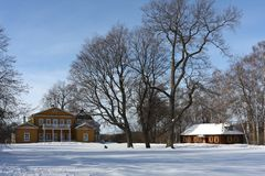 Solar de Lermontov de Imagem de Stock Royalty Free