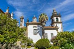 Solar de Mateus Palace royalty free stock images