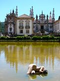 Solar de Mateus, Portugal Royalty Free Stock Images