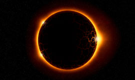 Solar Eclipse Stock Photos