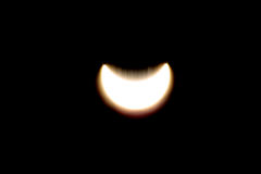 Solar eclipse eps 2 Stock Image