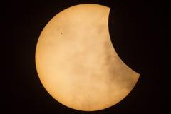 Solar Eclipse Stock Photography