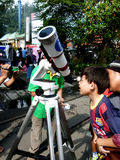 Solar eclipse Royalty Free Stock Photo