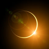 Solar eclipse Stock Photos