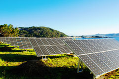 Free Solar Energy Royalty Free Stock Photography - 10823587