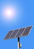 Solar energy Stock Photography