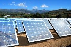 Solar energy 2 Stock Photography