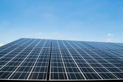 Solar energy Stock Photo
