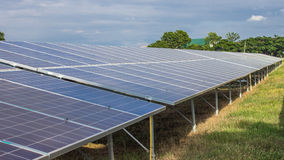 The Solar energy Stock Images
