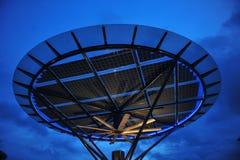 Solar energy panel Royalty Free Stock Photos
