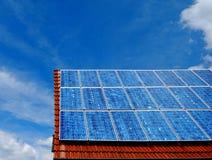 Solar energy panel Royalty Free Stock Image