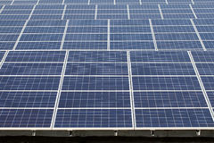 Solar energy panels. Texture background Royalty Free Stock Photo