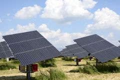 Solar Energy Stock Images