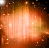 Solar Galaxy. Abstraction background Vector Illustration