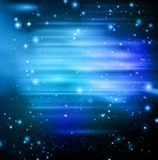 Solar galaxy. Abstraction background Royalty Free Stock Photo