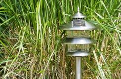 Solar Garden Lamp #3 Royalty Free Stock Image