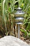 Solar Garden Lamp #4 Stock Photo