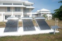 Solar glass. Stock Photo