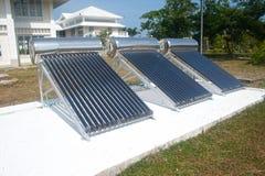 Solar glass. Stock Photos