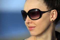 Solar glasses Royalty Free Stock Photo
