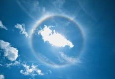 Solar Halo Royalty Free Stock Photo