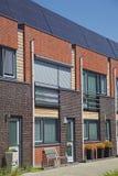 Solar House Royalty Free Stock Photo