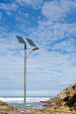 Solar lamp Royalty Free Stock Photos