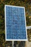 Solar lamp Stock Image