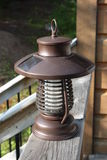 Solar lantern Stock Photography