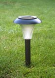 Solar light Stock Photo