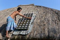 Solar Light Stock Images