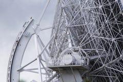 Solar- Observatorium in Ost-Sibirien Stockbild